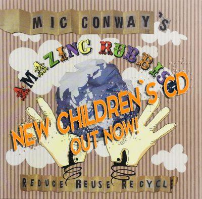 Mic Conways Childrens Album Amazing Rubbish